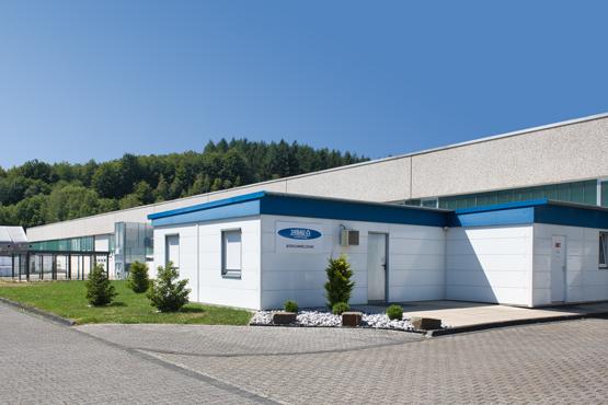 Novoferm Siebau Firmengebäude